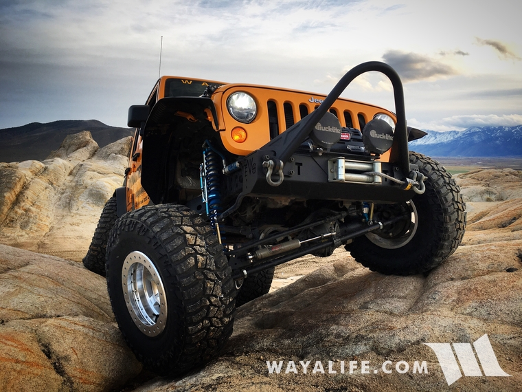 RUBICAT : WAYALIFE Jeep JK Wrangler Unlimited Rubicon