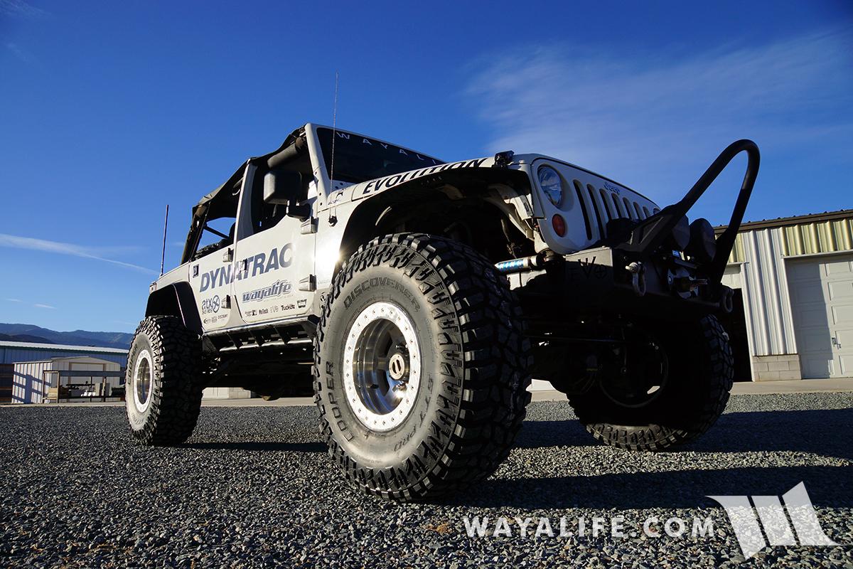 WAYALIFE - MOBY 2007 Jeep JK Wrangler