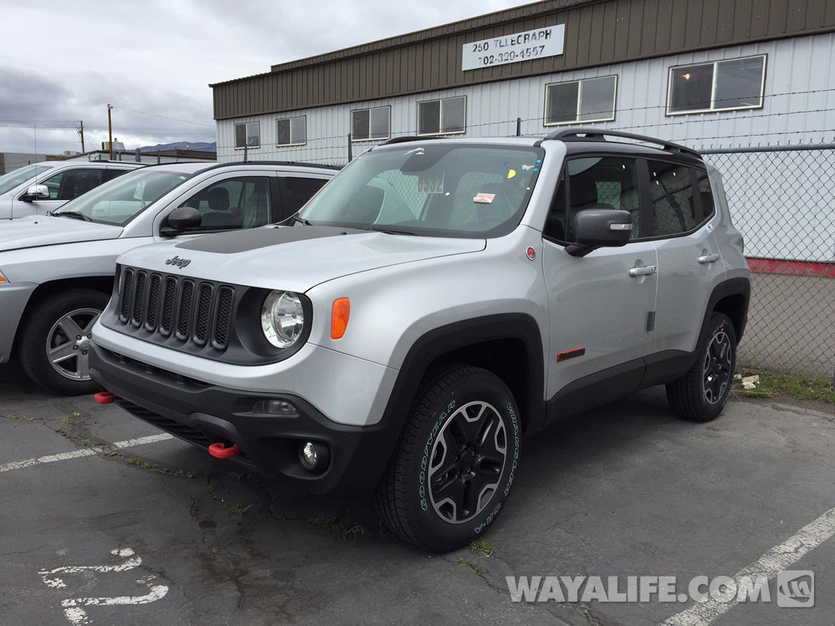 Lithia Jeep Reno >> Our First Jeep Renegade Shopping Experience At Lithia In