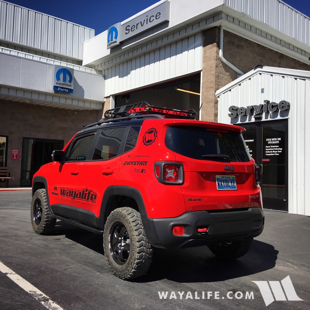 2016 Jeep Renegade Lift Kit Pictures to Pin on Pinterest ...