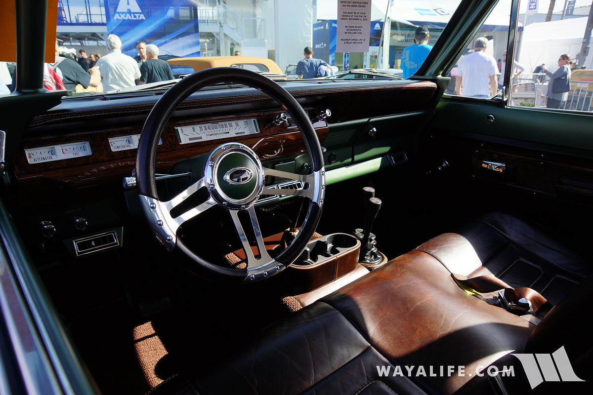 Truck Accessories Near Me >> 2016 SEMA : Axalta International Harvester Scout II