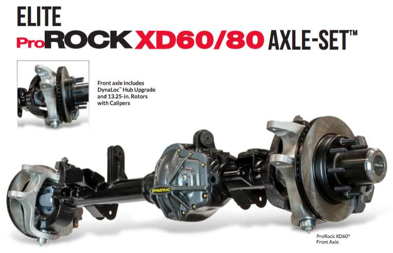 2016 SEMA BREAKING NEWS: NEW Dynatrac Axle Packages [Archive] - WAYALIFE  Jeep Forum