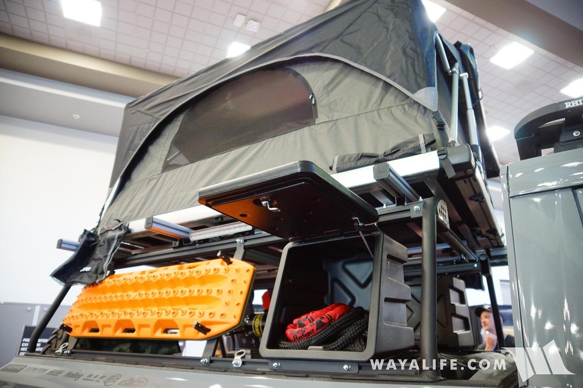 Jeep Cj Parts >> 2017 SEMA - ROAMR Jeep Gladiator Tomahawk