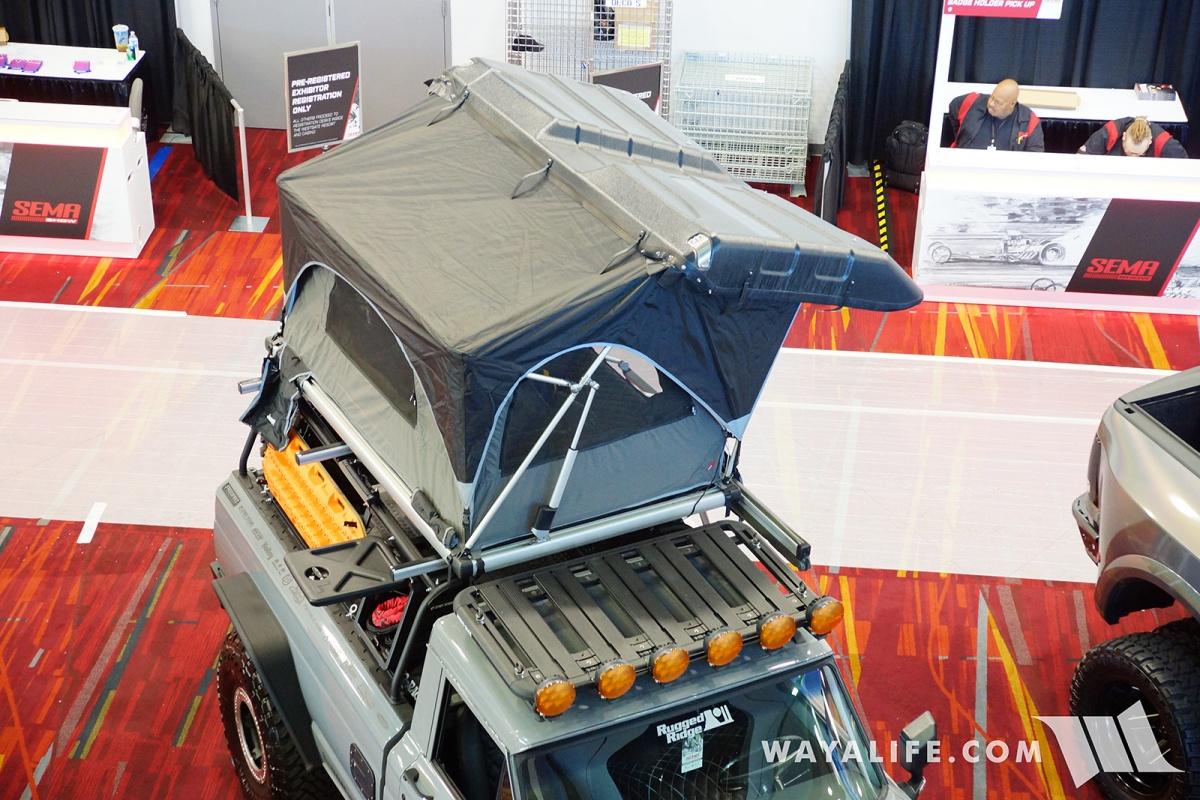 Jeep Wrangler Rhino >> 2017 SEMA - ROAMR Jeep Gladiator Tomahawk