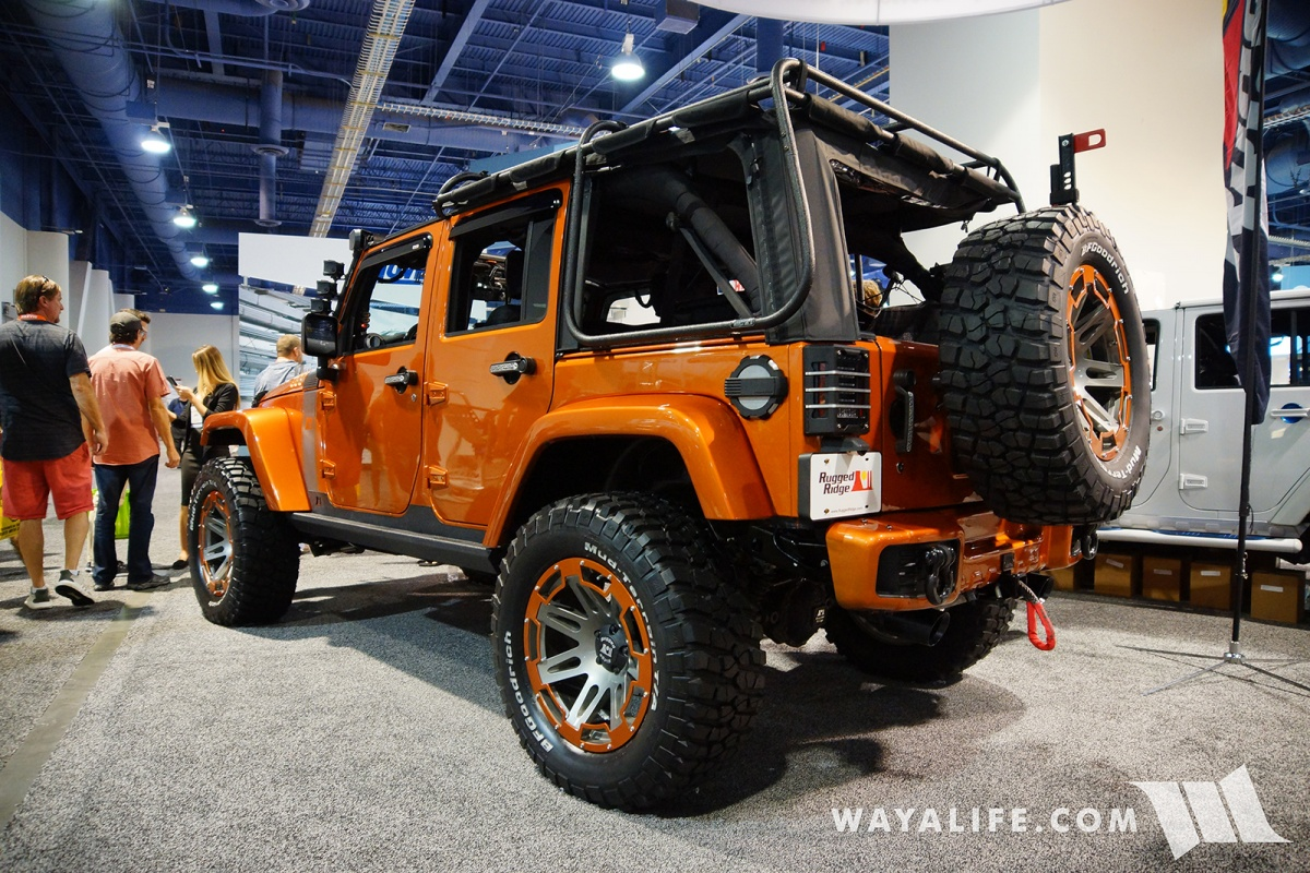 C Be Me on Kaiser Jeep