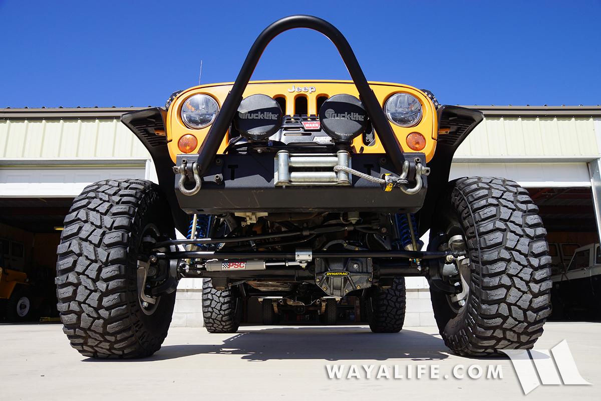 Rubicat Jeep JK Wrangler Dynatrac XD60