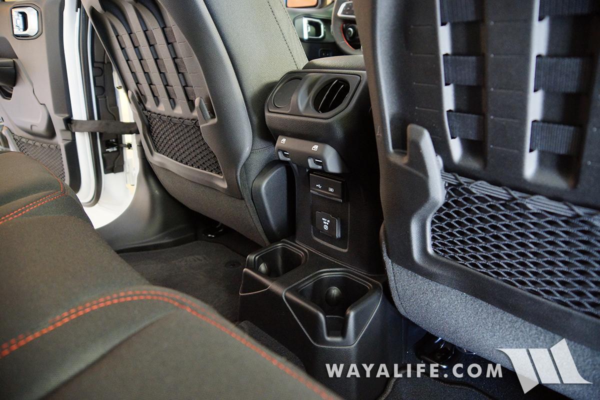 First Look Inside Jet Li Jeep Jl Wrangler Rubicon